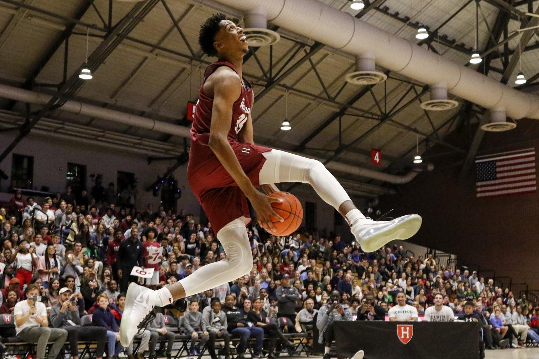 Harvard Men's Basketball 2019